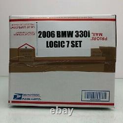 06-11 BMW E90 3-series TOP HIFI SOUND LOGIC 7 SUBWOOFER SPEAKER TWEETER SET OEM