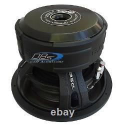 2 DS18 EXL-XXB12.2D 12 Subwoofer 8000W Dual 2ohm SPL Car Audio Bass Sub Speaker