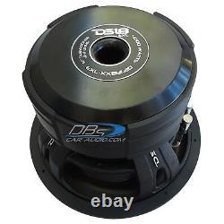 2 DS18 EXL-XXB12.4D 12 Subwoofer 8000W Dual 4ohm SPL Car Audio Bass Sub Speaker