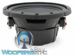 (2) Memphis Srx1044 10 Subs 400w Dual 4-ohm Car Audio Subwoofers Speakers New