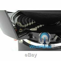 (2) Sundown Audio Sa-12 D4 Classic 12 750w Rms Dual 4-ohm Subwoofers Speakers