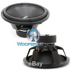 (2) Sundown Audio Sa-18 Rev3 D2 18 1500w Rms DVC 2-ohm Subwoofers Bass Speakers