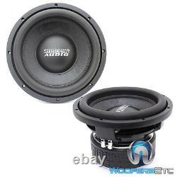(2) Sundown Audio Sa10d2 Classic 750w Rms 10 DVC 2 Ohm Loud Pro Bass Subwoofers
