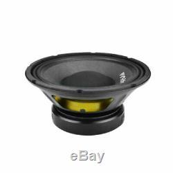 4 x PRV Audio 10W650A 10 Sub Woofer Alto Pro Audio Bass Speaker 2600W 8 Ohm