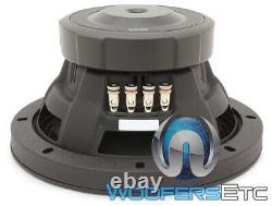 Alpine S-w8d2 8 Sub 900w Dual 2-ohm Reinforced Subwoofer Bass Car Speaker New