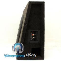 Alpine Sbt-s10v Single 10 Swt 1000w Ported Subwoofer Enclosure Bass Speaker New