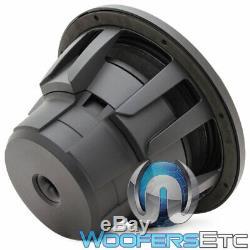 Alpine X-w12d4 12 Pro Sub 2700w Dual 4-ohm Subwoofer Bass Speaker Car Audio New