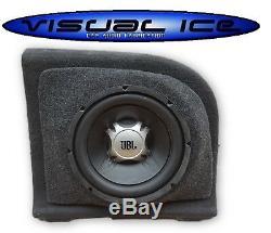Audi A4 B8 Avant Estate Wagon Stealth Sub Speaker Enclosure Box Sound Bass 10