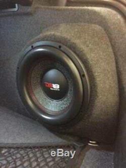 Audi A5 Coupe New Stealth Sub Speaker Enclosure Box Sound Bass Car Audio 10 12