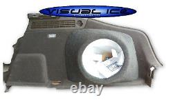Audi A5 Sportback Stealth Sub Speaker Enclosure Box Sound Bass Audio Car 12 10
