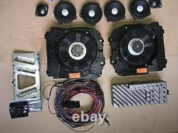 BMW F10 5 Top HiFi Professional Harman Kardon Logic7 Audio System Amplifier OEM