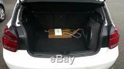 Bmw 1 Series F20 Hatch Stealth Sub Speaker Enclosure Box Sound Bass Audio 10 12
