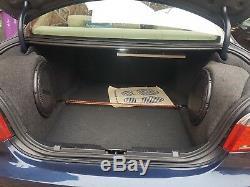 Bmw E60 5 Series Stealth Sub Speaker Enclosure Box Sound Bass Audio Upgrade Car