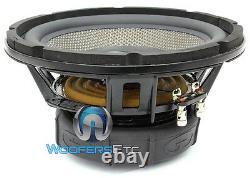 Cdt Audio Hd-800cf 8 Carbon Fiber Cast Alloy Audiophile Subwoofer Speaker New