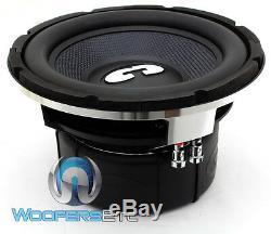 Cdt Audio Qex-1020 10 Svc 4 Ohm 500w Rms Clean Bass Subwoofer Car Speaker New