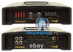 Cerwin Vega Spro1600.1d Stroker Pro Monoblock 1600w Rms Subwoofers Amplifier New