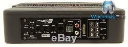 Cerwin Vega Vpas10 10 550w Low Profile Subwoofer Speaker & Bass Box & Amplifier
