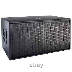 DAS Audio Event 218A Dual 18-inch 3600-Watts Active/Powered Line Array Subwoofer