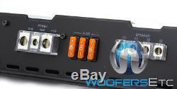 DC Audio 1.2k Monoblock Amp 1200w Rms Subwoofers Speakers Bass Amplifier New