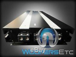 DC Audio 10.0k 10,000w Rms 1-ohm Competition Monoblock Subwoofers Bass Amplifier