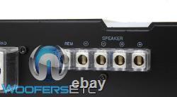 DC Audio 2.0k Monoblock Amp 2000w Rms Subwoofers Speakers Bass Amplifier New