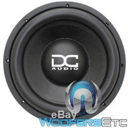DC Audio M3 Lv2 12 D2 12 1200w Dual 2-ohm Car Subwoofer Bass Speaker Woofer New