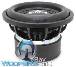 DC Audio XL M4 12 D1 12 Sub 4400w Dual 1-ohm Subwoofer Bass Speaker Woofer New