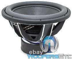 DC Audio XL M4 Elite 18 D1 18 Sub 4400w Dual 1-ohm Subwoofer Bass Speaker New