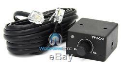 Focal Fpp-1000 Amp Monoblock 500w Rms Power Class Ab Subwoofer Speaker Amplifier