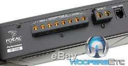 Focal Fpp-5300 Amp 5-channel 500w Rms Component Speakers Subwoofer Amplifier New