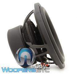 Gladen Sqx10 Sub 10 350w Rms 4-ohm Car Subwoofer Sound Quality Bass Speaker New