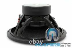 Gladen Sqx15 15 Sub 700w Rms 4-ohm Sound Quality Subwoofer Bass Car Speaker New