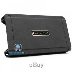Hertz Hcp-5d 5-channel 1500w Max Component Speakers Subwoofer Car Amplifier New