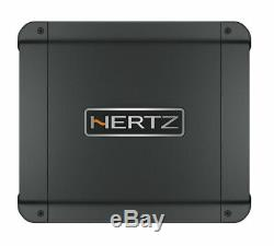 Hertz Hcp1d Monoblock 700w Rms Subwoofers Speakers Class D Bass Amplifier New