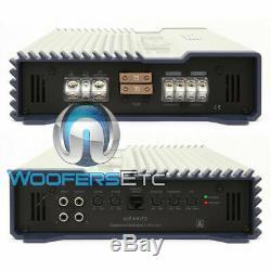 Hifonics Bxx1600.1d 1600w Rms 3200w Max Subwoofers Bass Speakers Amplifier New