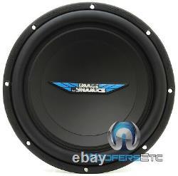 Image Dynamics Id10 V. 4 D4 10 600w Max Dual 4-ohm ID V. 4 Car Subwoofer Speaker