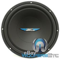 Image Dynamics Id12 V. 4 D2 12 600w Max Dual 2-ohm ID V. 4 Car Subwoofer Speaker