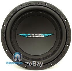 Image Dynamics Idmax10 V. 4 D4 Pro 10 Dual 4-ohm 1800w Max Subwoofer Speaker New