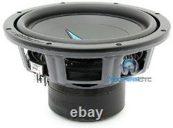 Image Dynamics Idq10 V. 4 D4 10 Sub Dual 4-ohm 1000w Max Subwoofer Speaker New