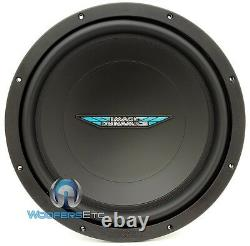 Image Dynamics Idq12 V. 4 D2 12 Sub Dual 2-ohm 1500w Max Subwoofer Speaker New