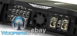 Image Dynamics Sq1400.5 5-channel 1400w Component Speakers Subwoofer Amplifier