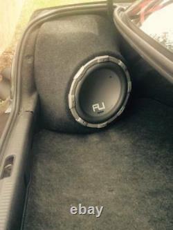 Impreza Mk2 New Stealth Sub Speaker Enclosure Box Sound Bass Audio Car New 10 12