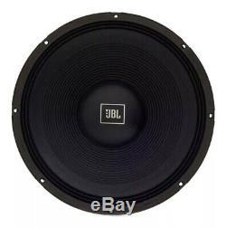JBL Selenium Subwoofer 1200W (2400W MaxPower) 18 8 ohms 8sw5p Car Audio Speaker