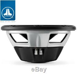 JL Audio 12W0V3 12WO Car BASS Subwoofer Sub Woofer Driver 4-ohm Speaker NEW