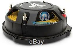 Jl Audio 10tw3-d4 Dual 4 Ohm 10 Shallow Slim Mount Thin Subwoofer Speaker New