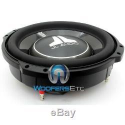 Jl Audio 12tw3-d4 12 Dual 4 Ohm Shallow Slim Mount Thin Subwoofer Speaker New