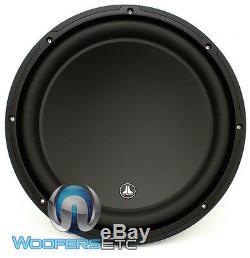 Jl Audio 12w3v3-2 Car 12 Sub 2-ohm 1000 Watts Max Subwoofer Bass Speaker New