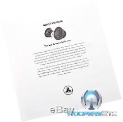 Jl Audio 12w6v3-d4 12 600w Dual Voice Coil 4-ohm Car Bass Subwoofer Speaker New