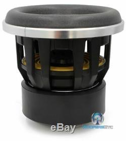Jl Audio 8w7ae-3 Pro 8 Car Sub 3-ohm 500w Rms W7 Subwoofer Bass Speaker New