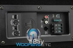 Jl Audio Acs112lg-tw1 12 400w Rms Ampliifer 12tw1 Subwoofer Bass Speaker Box